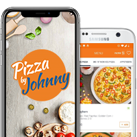 Pizza by Johnny - App Ordering